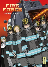 Kana - Agenda Fire Force.