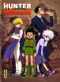 Kana - Agenda Hunter x Hunter.