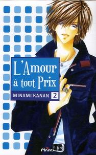 Kanan Minami - L'Amour à tout prix Tome 2 : .