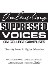 Kandace g. Hinton et Mary Howard-Hamilton - Unleashing Suppressed Voices on College Campuses - Diversity Issues in Higher Education.
