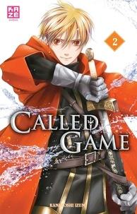 Kaneyoshi Izumi - Called Game Tome 2 : .