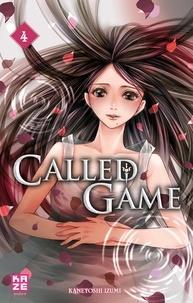 Kaneyoshi Izumi - Called Game Tome 4 : .