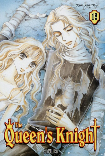 Kang-Won Kim - The Queen's Knight Tome 12 : .