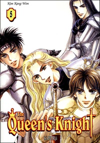 Kang-Won Kim - The Queen's Knight Tome 5 : .