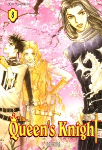 Kang-Won Kim - The Queen's Knight Tome 8 : .