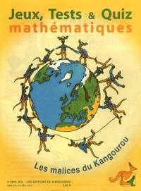 Kangourou - Jeux, tests & quiz mathématiques.