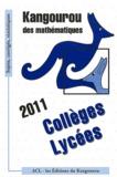 Kangourou - Kangourou des mathématiques - Lycées et collèges.