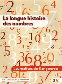 Kangourou - La longue histoire des nombres.