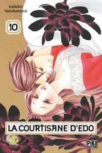 Era-circus.be La courtisane d'Edo Tome 10 Image