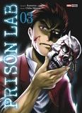 Kantetsu et Chiho Minase - Prison Lab Tome 3 : .