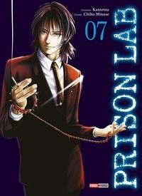 Kantetsu et Chiho Minase - Prison Lab Tome 7 : .