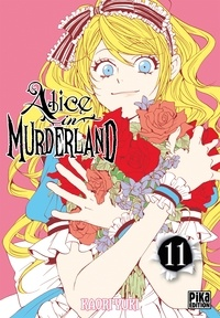 Ebook Téléchargez Amazon Alice in Murderland Tome 11 9782811648824 in French MOBI CHM