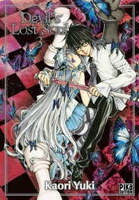 Kaori Yuki - Devil's Lost Soul T03.