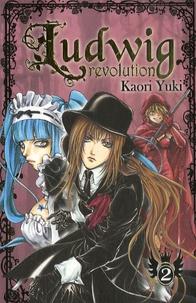 Kaori Yuki - Ludwig revolution Tome 2 : .