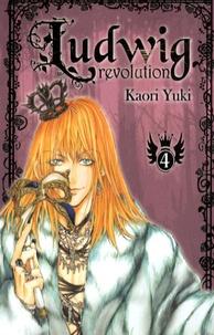 Kaori Yuki - Ludwig revolution Tome 4 : .