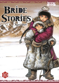 Forums de téléchargement d'ebook Bride Stories Tome 10 par Kaoru Mori (French Edition)