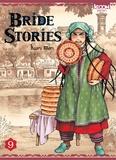 """Kaoru Mori - Bride Stories Tome 9 : Edition augmentée - Avec un extrait de """"Reine d'Egypte""""."""