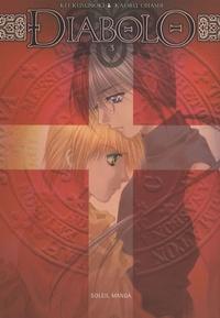 Kaoru Ohashi et Kei Kusunoki - Diabolo Tome 3 : .