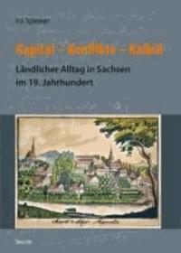 Kapital - Konflikte - Kalkül - Ländlicher Alltag in Sachsen im 19. Jahrhundert.