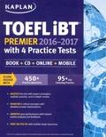 Kaplan - TOEFL iBT - With 4 Practice Tests. 2 Cédérom