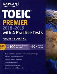 Kaplan - Toeic Premier with 4 Practice Tests. 1 Cédérom