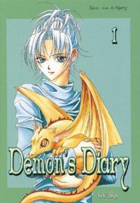 Kara et Ji-Hyong Lee - Demon's Diary Tome 1 : .