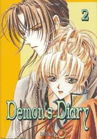 Kara et Lee YunHee - Demon's Diary Tome 2 : .