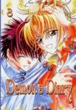 Kara - Demon's Diary Tome 3 : .