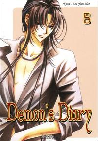 Kara et Lee Yun Hee - Demon's Diary Tome 5 : .