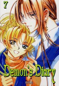 Kara et Yun-Hee Lee - Demon's Diary Tome 7 : .