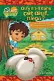 Kara McMahon - Qu'y a-t-il dans cet oeuf, Diego ?.