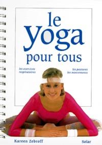 Alixetmika.fr LE YOGA POUR TOUS. Les exercices respiratoires, les postures, les mouvements Image