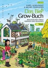 Karel Schelfhout - Das bio grow-buch.