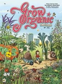Karel Schelfhout - Grow organic in cartoons.