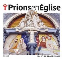 Karem Bustica - Prions en Eglise petit format N° 404, août 2020 : .