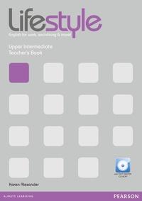 Lifestyle Upper Intermediate Teachers Book and Test Master CD-ROM Pack..pdf