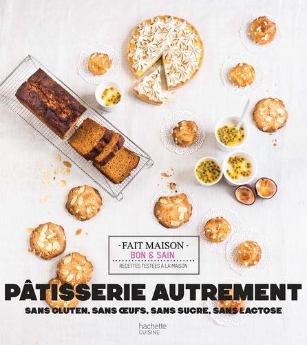 Karen Chevalier - Pâtisserie autrement - Sans oeufs, sans sucre, sans lait/beurre, sans gluten.