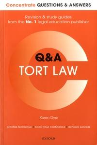 Karen Dyer - Tort Law.