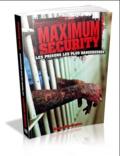 Karen Farrington - Maximum security - Les prisons les plus dangereuses.