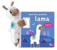 Karen Hayes et Fhiona Galloway - Mon livre peluche lama - Avec une peluche.