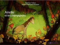 Karen Hoffmann-Schickel et Dainius Sukys - Airelles et les champignons.