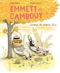 Karen Hottois et Delphine Renon - Emmett et Cambouy.