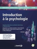 Karen Huffman - Introduction à la psychologie.