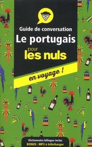 Karen Keller - Le portugais pour les nuls en voyage ! - Guide de conversation.