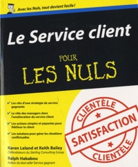 Ucareoutplacement.be Le Service client pour les nuls Image