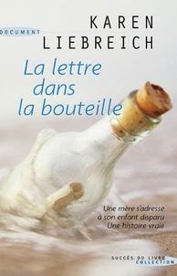Karen Liebreich - La Lettre dans la bouteille.