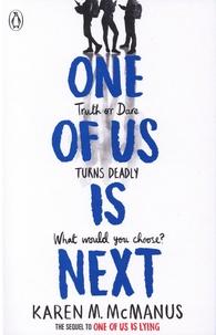Karen M. McManus - One Of Us Is Next.
