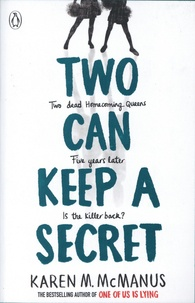 Karen M. McManus - Two Can Keep a Secret.