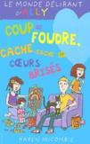 Karen McCombie - Le monde délirant d'Ally Tome 11 : Coup de foudre, cache-cache et coeurs brisés.