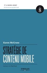 Karen McGrane - Stratégie de contenu mobile.